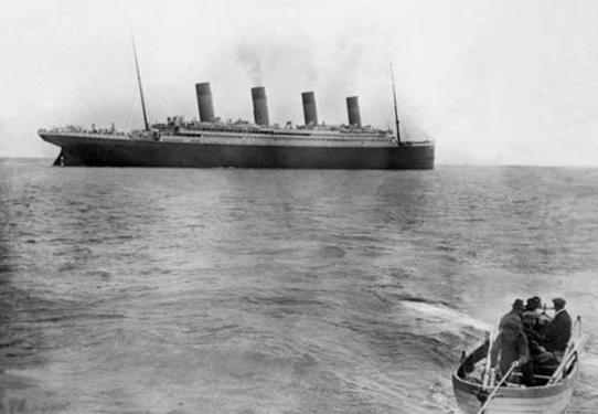 五個沒登上泰坦尼克號的人,都是名流大腕:背後到底是誰在安排?-圖3