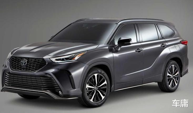對標大眾途昂,一汽豐田全新中大型SUV即將上市-圖3