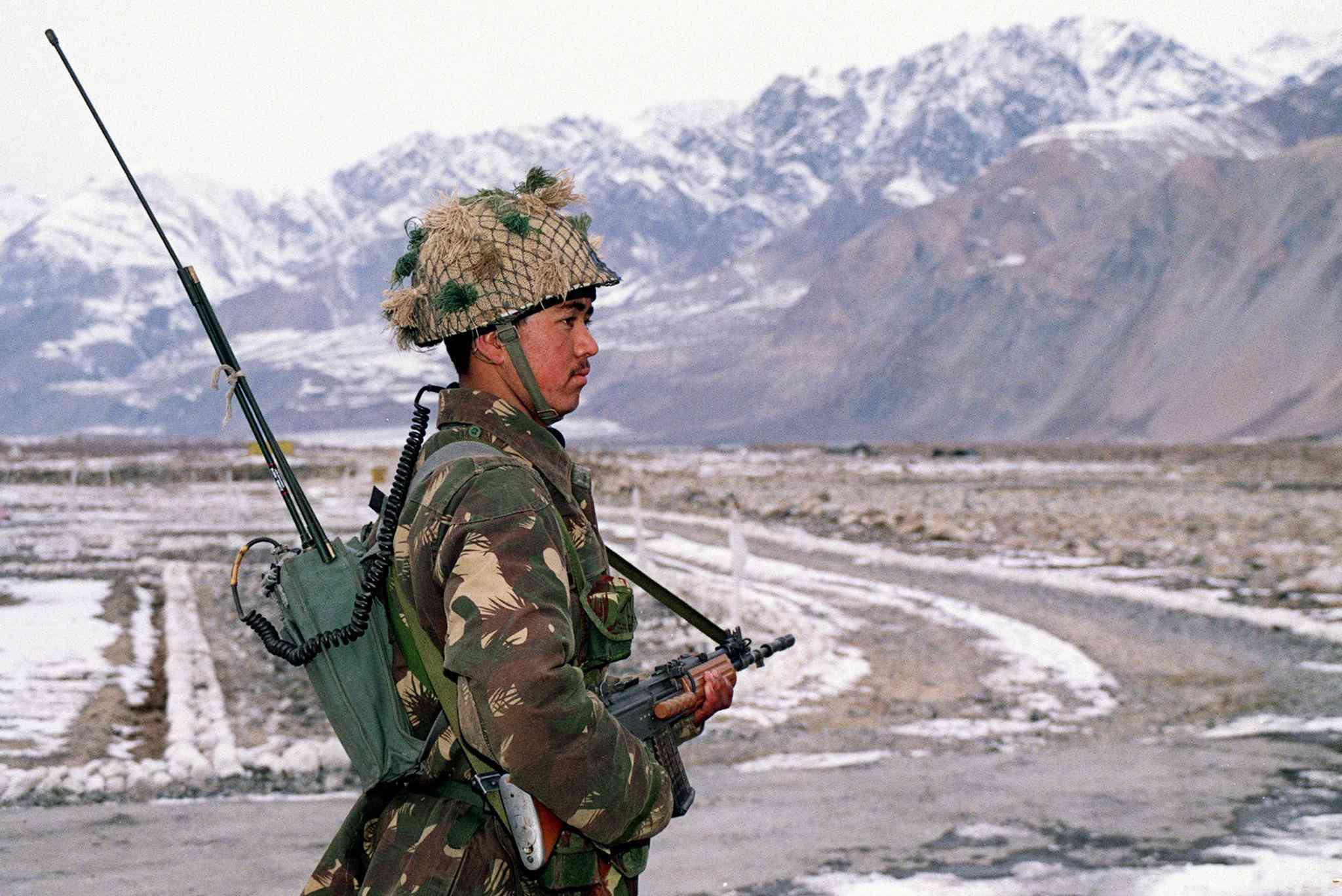 莫迪盯上邊境,解放軍撤9成兵力?真相讓印外長錯愕,中國不留情-圖3