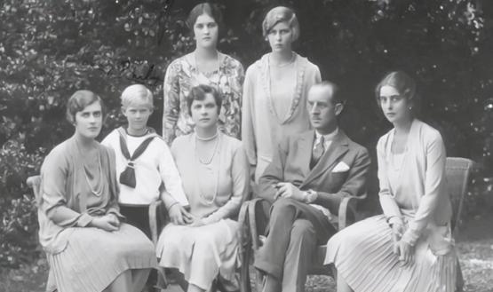 菲利普親王的4個漂亮姐姐,1年內被父親打包嫁去德國,命運各不同-圖7