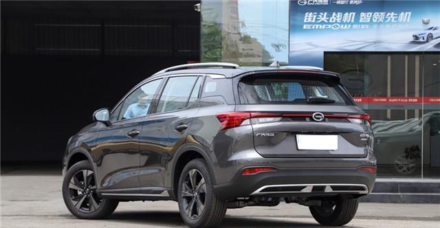新款傳祺GS4售8.98萬元起,外觀更好看,搭載1.5T發動機-圖2