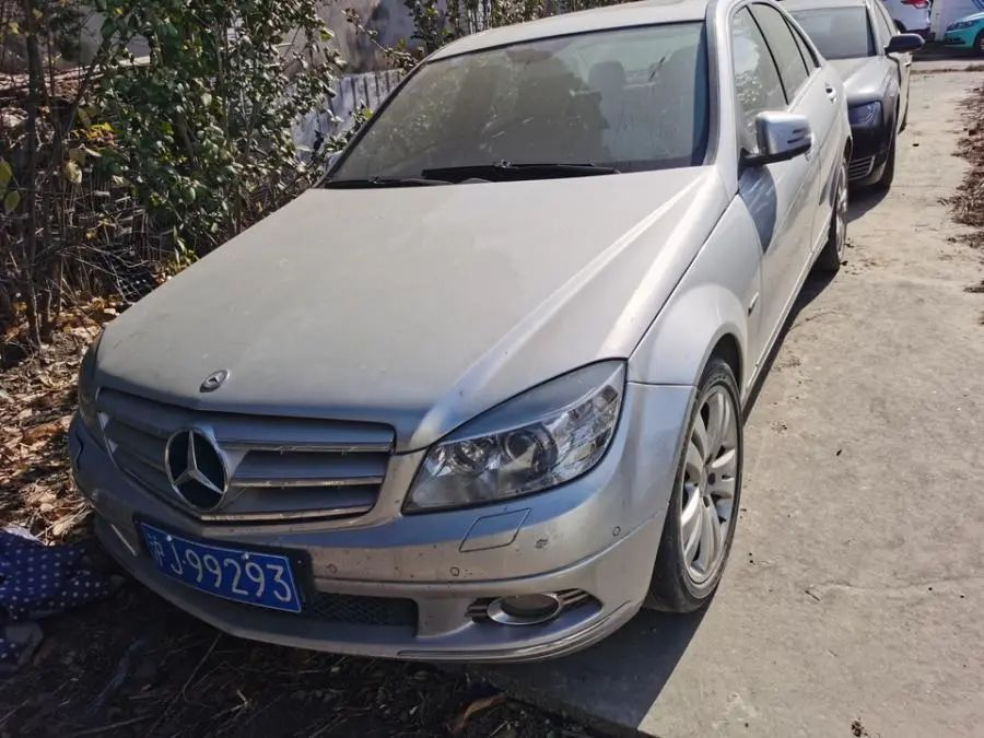 上海市青浦區拍賣一輛滬J99293奔馳轎車,4.8萬無人出價-圖2