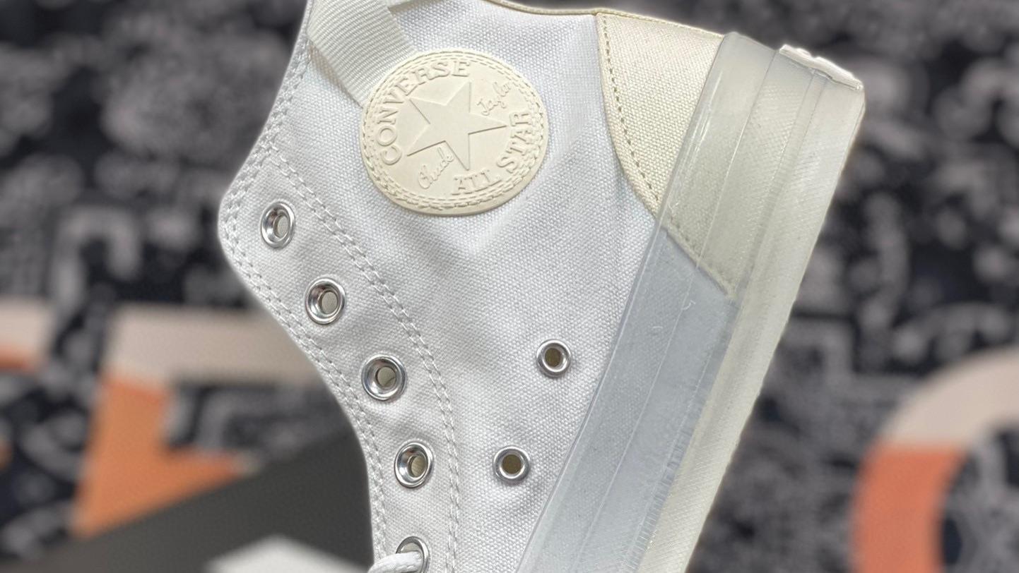匡威最新CX系列水晶果冻鞋