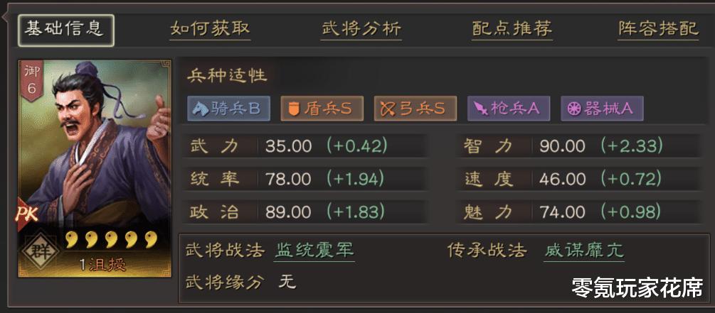 三國志戰略版:曹操搭配據水斷橋戰法很爽,降低敵人60%輸出-圖6