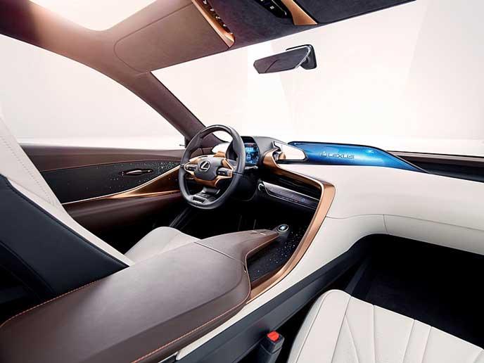雷克薩斯RX的全車型將在2022年變更為旗艦SUV-圖4