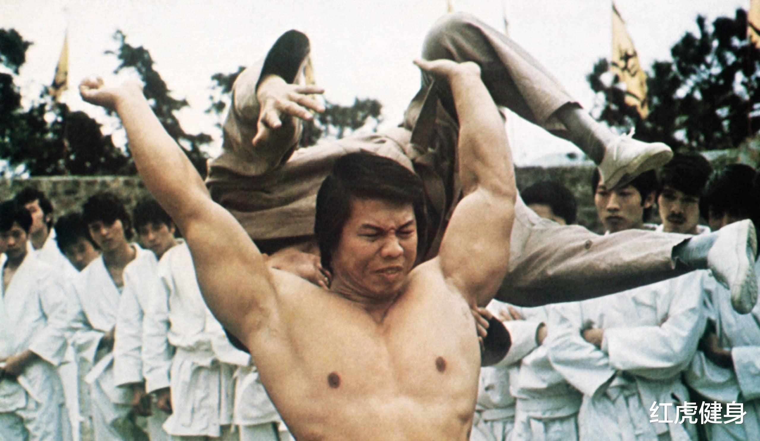 """香港健美先生,李小龍的好友,""""東方野獸""""楊斯的傳奇人生-圖5"""