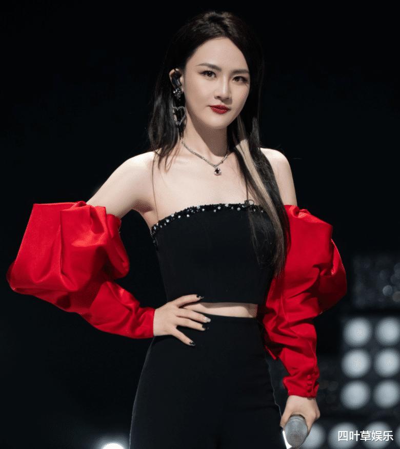 《浪姐》總決賽造型,陳小紜甜美楊丞琳女神,張柏芝顏值真絕-圖3