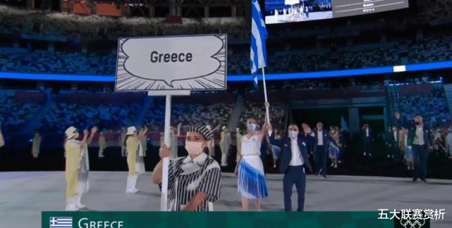 """奧運會開幕式,英國代表團入場時,為何舉牌寫的是""""中文""""?-圖4"""