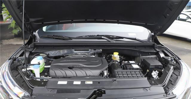 新款傳祺GS4售8.98萬元起,外觀更好看,搭載1.5T發動機-圖9