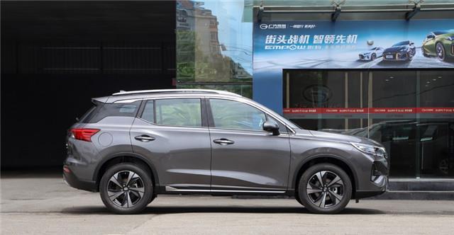 新款傳祺GS4售8.98萬元起,外觀更好看,搭載1.5T發動機-圖10