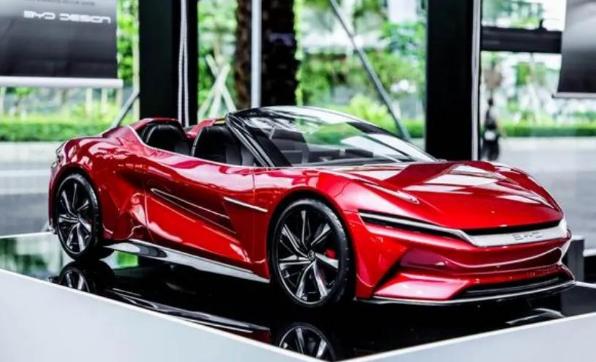 比亞迪80萬新車確定是跑車,暫定名e-SEEDGT,沖擊保時捷地位-圖6