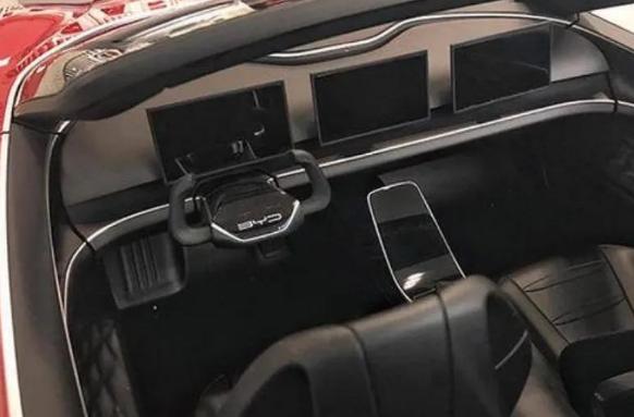 比亞迪80萬新車確定是跑車,暫定名e-SEEDGT,沖擊保時捷地位-圖4