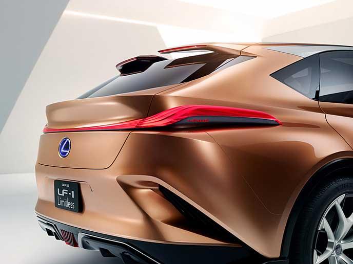 雷克薩斯RX的全車型將在2022年變更為旗艦SUV-圖3