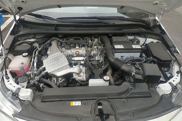 """日系車還有一""""標桿""""!全系8氣囊、油耗4.1L,30天賣22543輛-圖7"""