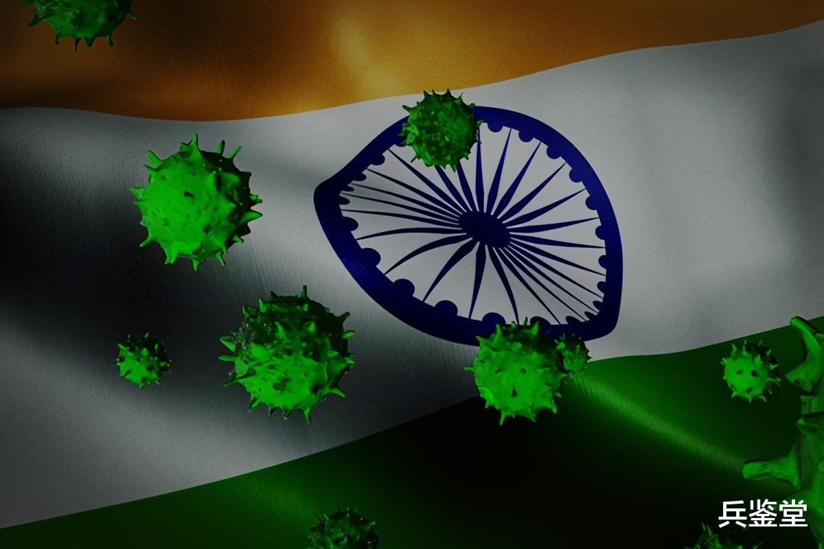 印度出現超級新冠病毒!擦肩而過不接觸,眼睛一閉一睜就被感染瞭-圖5
