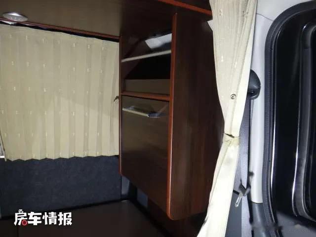 約10萬元就能買到的豐田床車!長度3.2米比飛度還小,有水電住2人-圖8