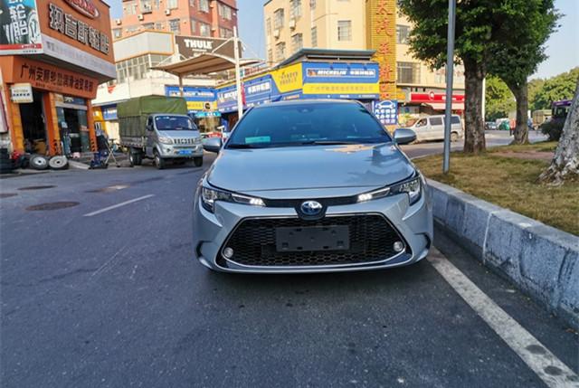 """日系車還有一""""標桿""""!全系8氣囊、油耗4.1L,30天賣22543輛-圖2"""