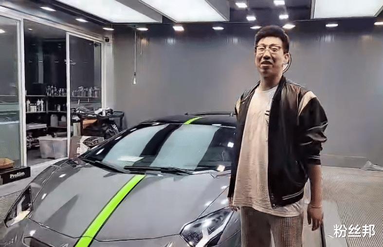 """沒錢花""""在石250""""賣車,含淚道別蘭博基尼SVJ,800萬賣給藍戰非-圖10"""