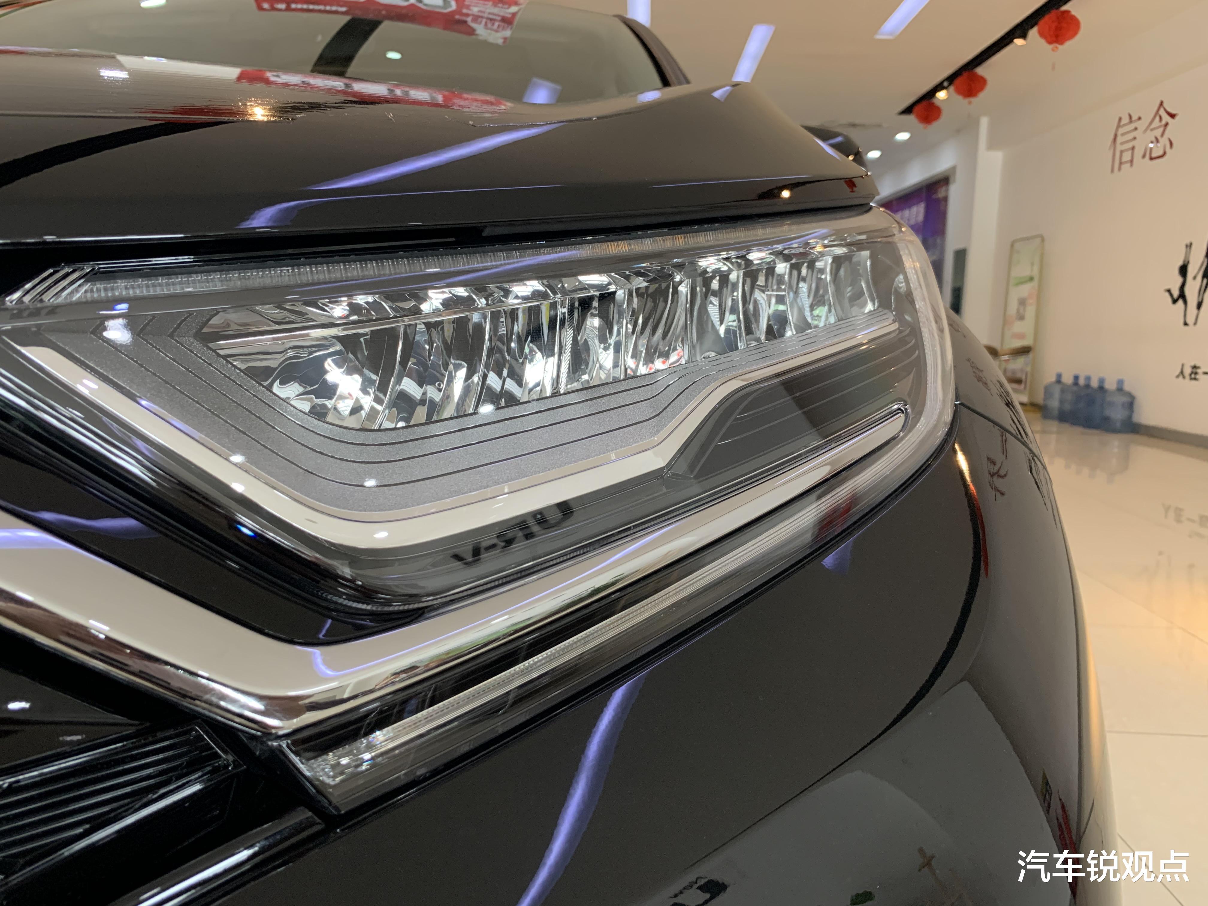 CR-V銷量爆發,12月賣出3.7萬輛,探店瞭解實力到底如何-圖3
