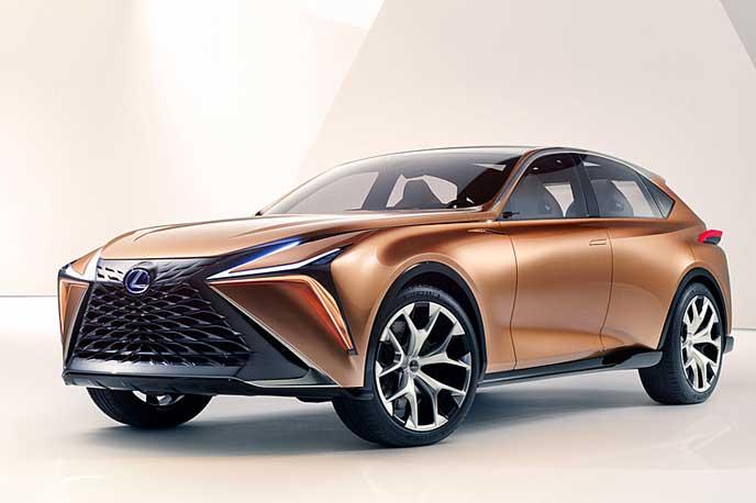 雷克薩斯RX的全車型將在2022年變更為旗艦SUV-圖2
