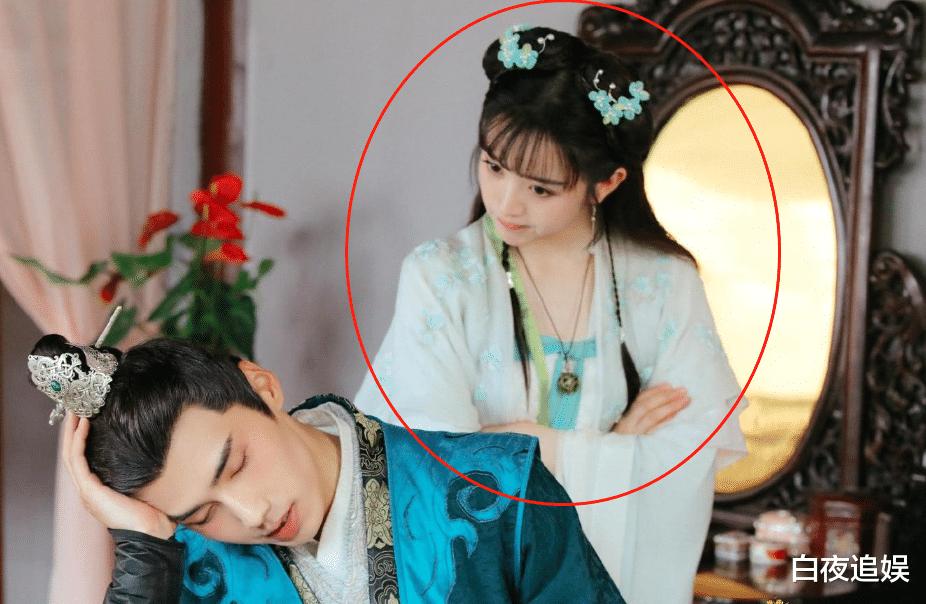 """趙露思邢菲後,又一網劇女主走紅,光看臉都覺得很""""下飯""""-圖6"""