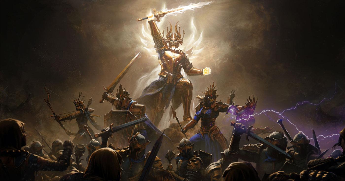 《暗黑破壞神II 獄火重生》評測:夢回廿年,時代變遷,靈魂依舊-圖2