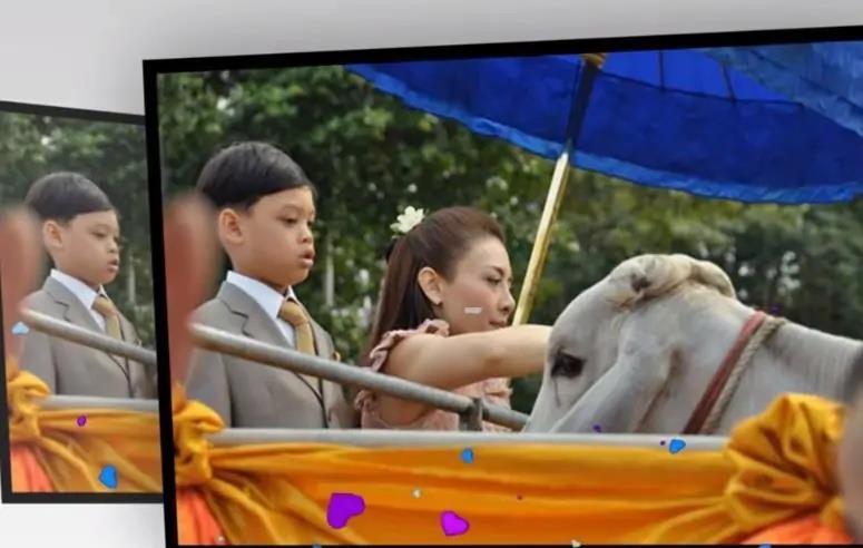 西拉米母子迎來高光時刻,登上皇傢電視臺,提幫功有望成為王儲-圖5