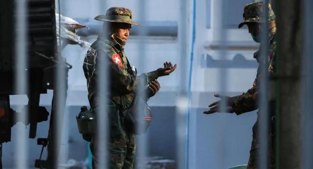 吳健:他才是能夠決定緬甸政治走向的人-圖2