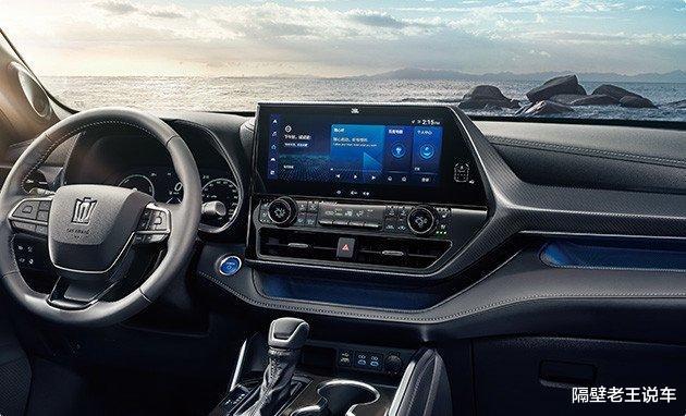又一豐田7座SUV將登場,長超5米油耗5L左右,配E型多連桿+膝部氣囊-圖4