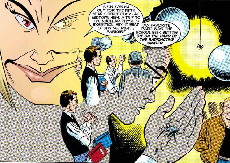 將彼得咬成蜘蛛俠的那隻蜘蛛後來怎麼樣瞭?後續故事漫威都不敢拍-圖5