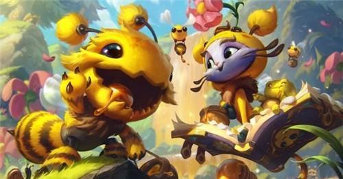 蜜蜂有四条腿?大嘴小蜜蜂皮肤遭杠精吐槽:做皮肤直接脱离现实