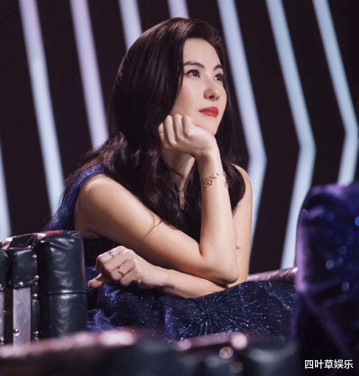 《浪姐》總決賽造型,陳小紜甜美楊丞琳女神,張柏芝顏值真絕-圖10