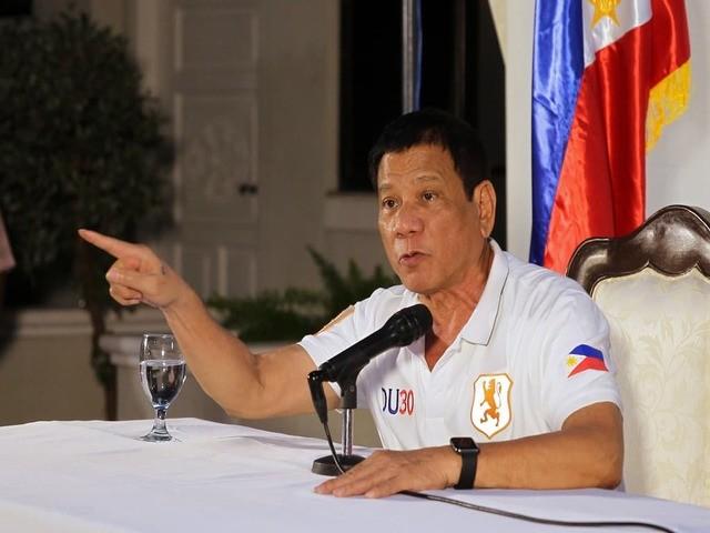 菲律賓總統杜特爾特警告拒絕接種的人:要麼去打疫苗,要麼去坐牢-圖4