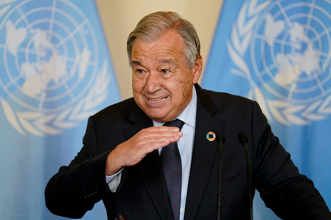 聯合國秘書長發出警告,白宮表態,專傢:好話說盡,壞事做絕-圖2