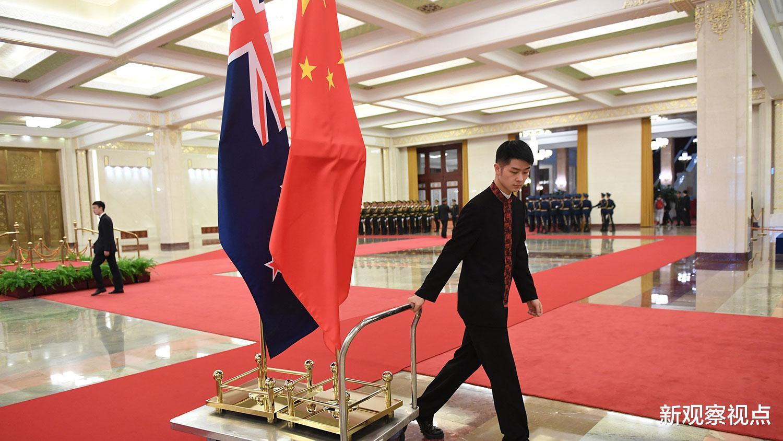 """""""我們沒想和中國過不去!""""澳大利亞下場就擺那,新西蘭火速發聲-圖3"""