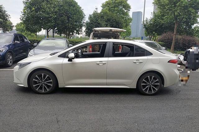 """日系車還有一""""標桿""""!全系8氣囊、油耗4.1L,30天賣22543輛-圖3"""