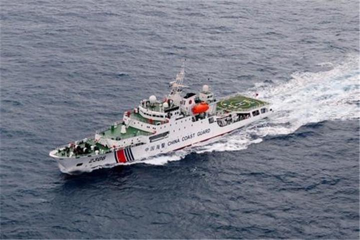 美國日本海警罕見聯演,要求中方停止巡航釣魚島,外交部強硬發聲-圖3