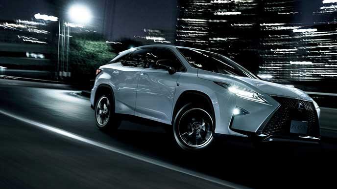 雷克薩斯RX的全車型將在2022年變更為旗艦SUV-圖5