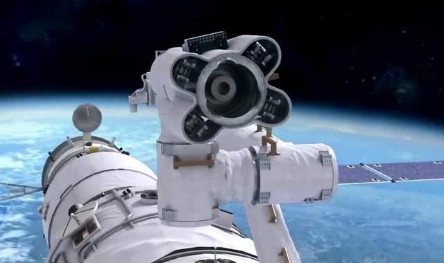 中國空間站機械臂有多牛?艙外爬行、捕獲飛行器,美國看瞭都怕-圖2