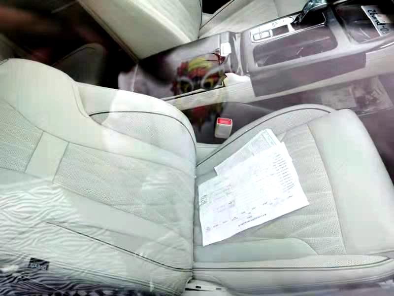 來勢洶洶的國產SUV,起步愛信8AT,還有漢蘭達同款混動,9月上市-圖7