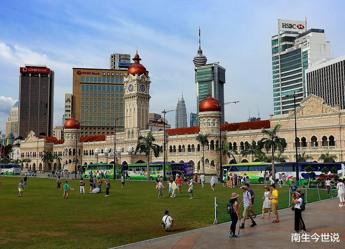 2020年馬來西亞人均GDP降至1.03萬美元,預計已被我國人均趕超-圖2