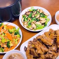 广东一家子菜