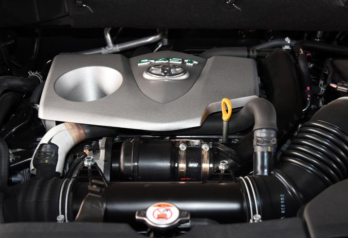 詳解21款豐田漢蘭達四驅版:加速、剎車、油耗實測報告-圖6