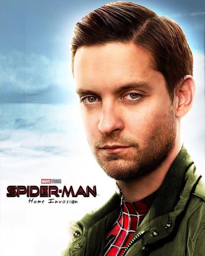 還記得托比蜘蛛俠打擂時穿的戰衣嗎?最初造型更加尷尬!-圖5