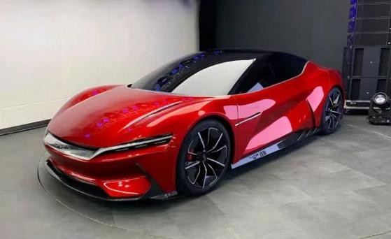 比亞迪80萬新車確定是跑車,暫定名e-SEEDGT,沖擊保時捷地位-圖2