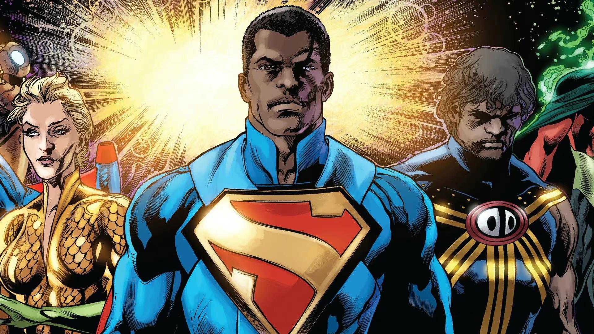亨利·卡維爾生日當天 華納宣布黑人超人電影進展 又一迷之操作