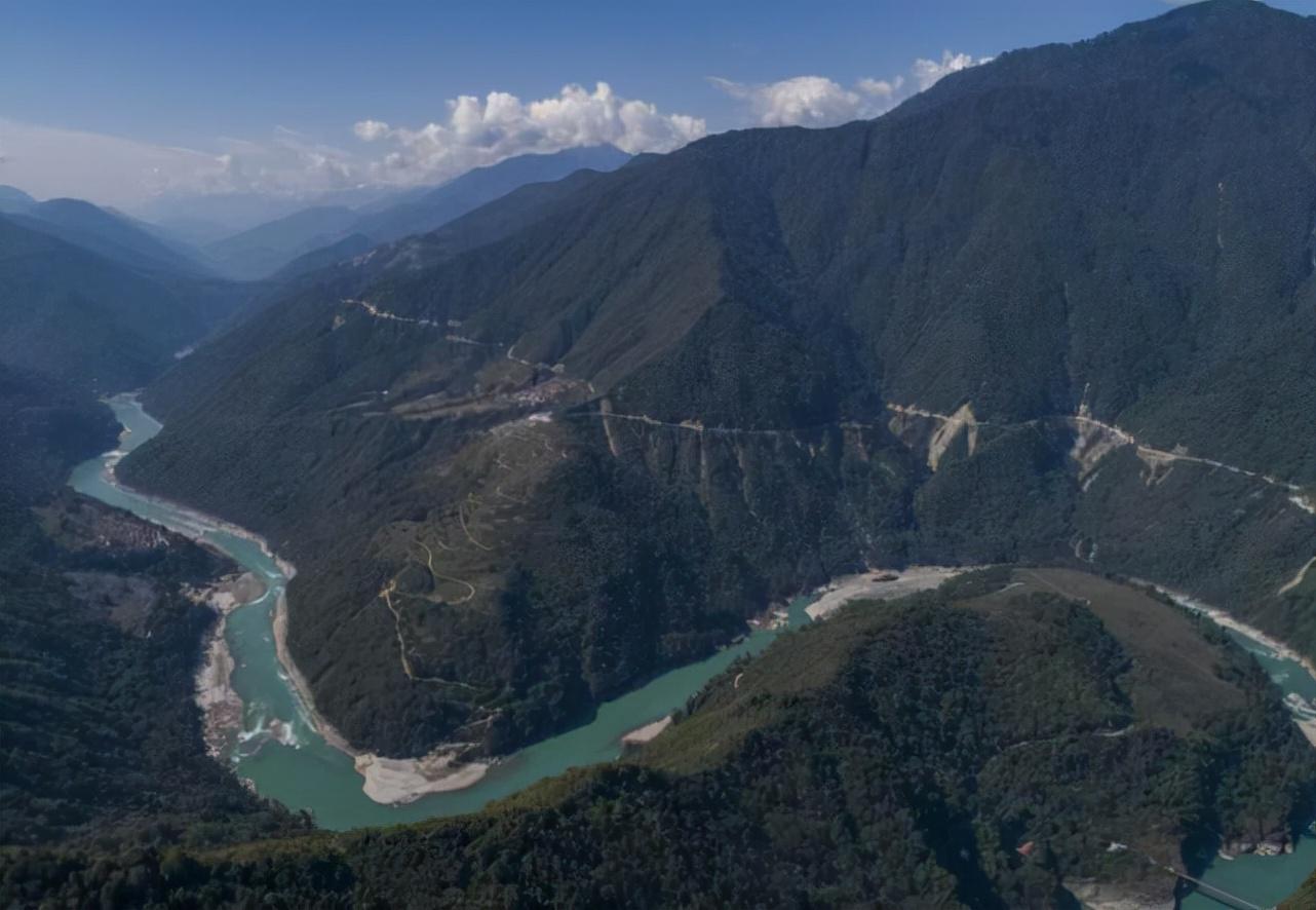 中國將開建超級水壩,規模是三峽3倍,印媒:最大擔憂不是被攔水-圖2