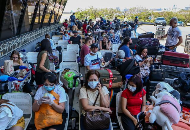 菲律賓總統杜特爾特警告拒絕接種的人:要麼去打疫苗,要麼去坐牢-圖2