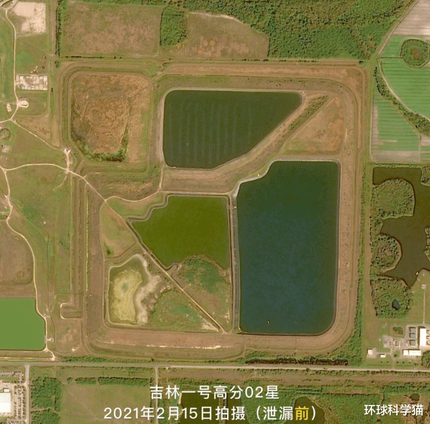 """中國""""吉林一號""""衛星:美國出現核泄漏,日本核廢水排放是巧合?-圖3"""