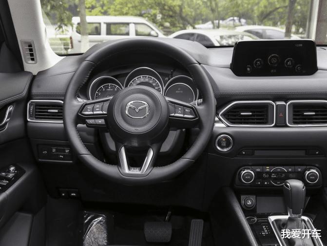 新馬自達CX-5實車泄露,或成SUV新標桿,CRV淪為配角-圖4